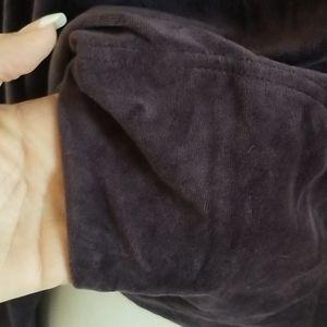 Victoria's Secret Tops - Victoria Secret off the Shoulder royal purple top